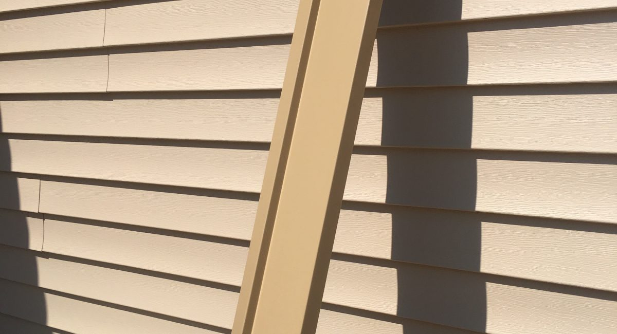 Trim capping is strong, comes in many colors and never needs painting.
